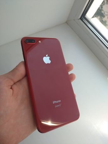 Iphone 8 plus Product Red 64gb Icloud