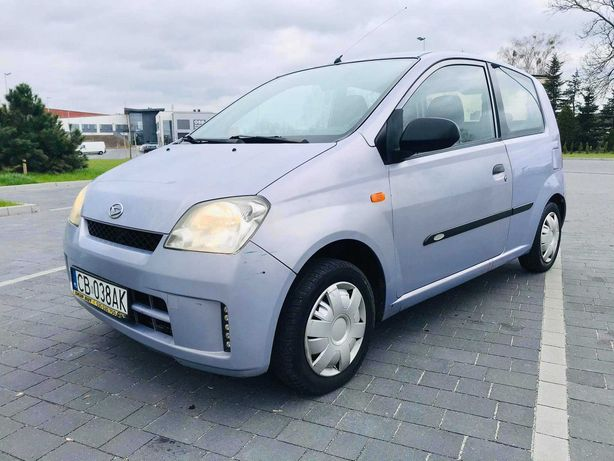 Daihatsu Cuore 1.0 benzyna 2004rok klima okazja !!!