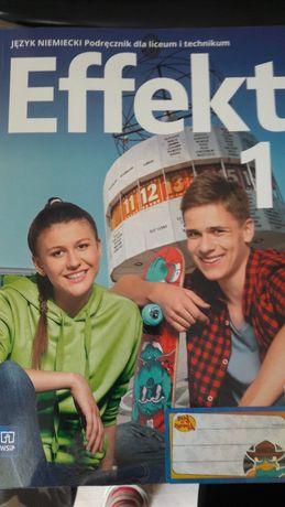 Podręcznik do do nauki języka niemieckiego Effekt 1