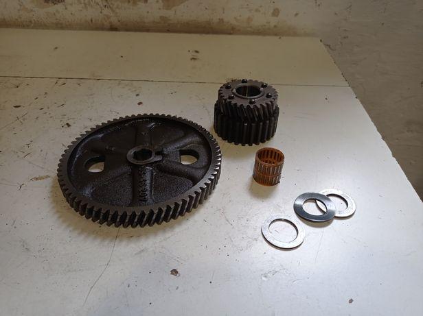 Przekladnia wstępna MZ ETZ 250 251 sprzęgło silnik MZ koło sprzeglowe