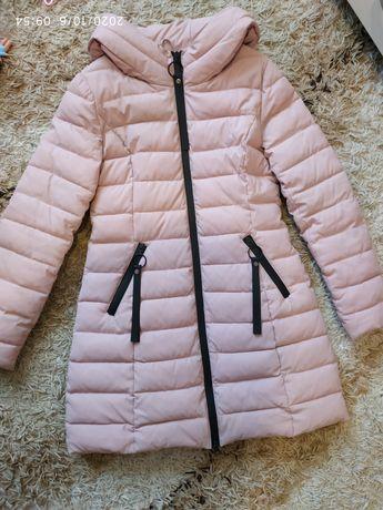 Курточка пальто пуховик