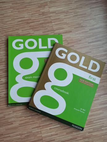 Gold First zestaw