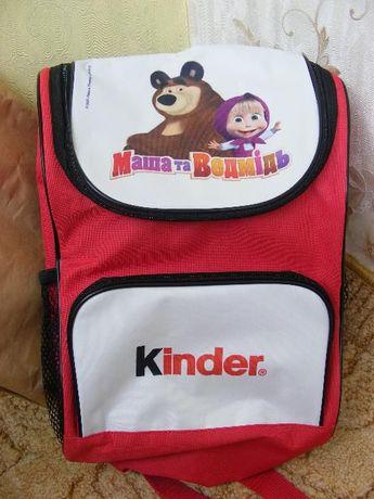 рюкзак Маша и Медведь от Киндер