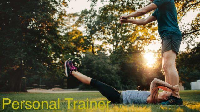 Personal Trainer / Reparador Físico