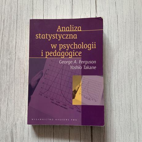 Ferguson, Takane -Analiza statystyczna w psychologii i pedagogice
