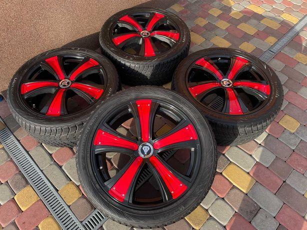 Тітанові діски AXXION *OriginaL* 5*130 R20 *Audi Q7 /Touareg/ Cayenne