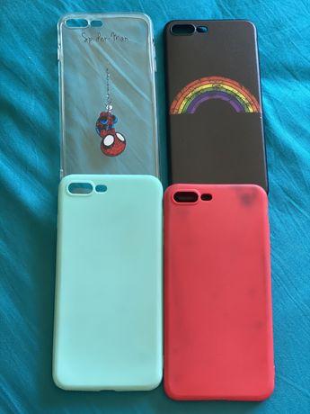 Capas Iphone 7/8 Plus