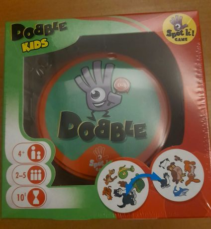 Dobble kids gra dla dzieci