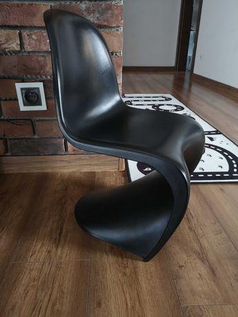 Krzesło krzesełko BALANCE JUNIOR czarne NOWE