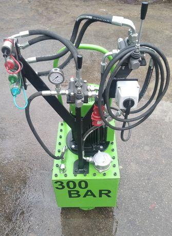 Sprzedam agregat hydrauliczny