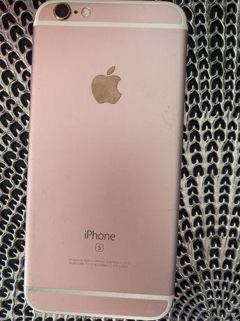 IPhone  6s  na częsci