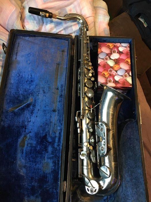 Saksofon tenorowy Clasic Deluxe