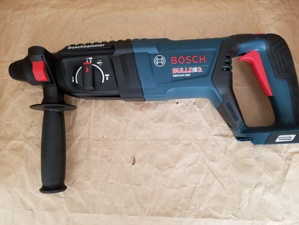 Перфоратор бесщеточный Bosch GBH 18V-26D Made in Germany