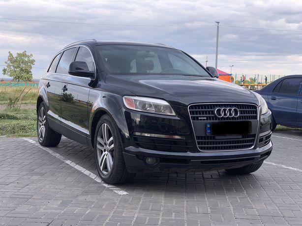 Продам Audi q7 в хорошем состоянии