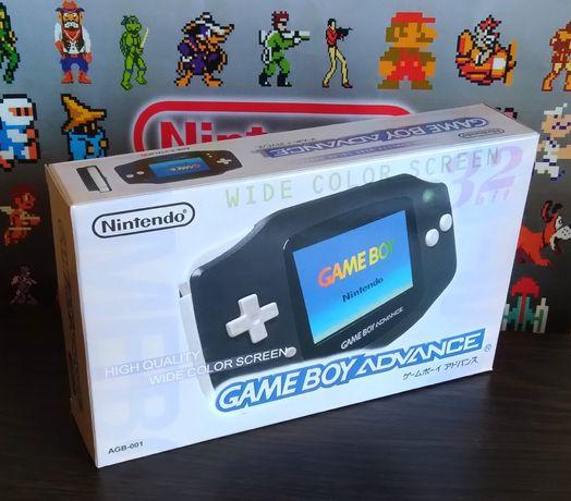 Коробка Game Boy Advance gameboy геймбой Nintendo