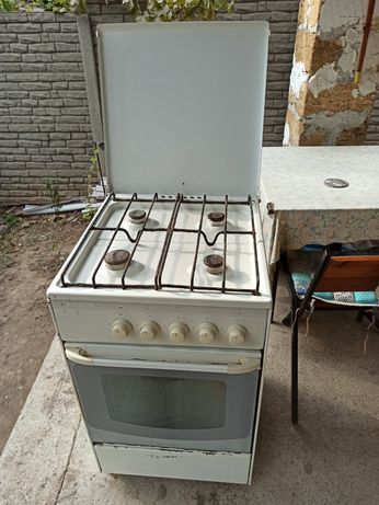 Печка духовка Дружковка