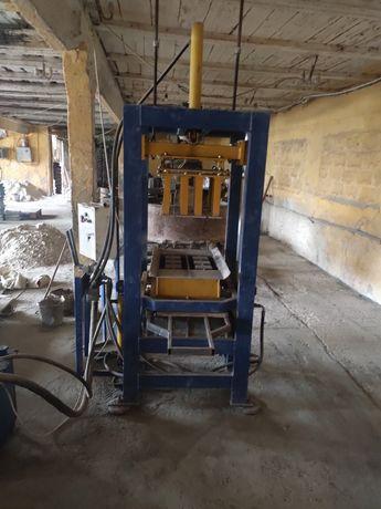 Лінія для виробництва блоків