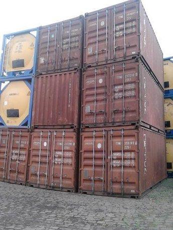 Contentor Marítimo 40 Pés HC( Alto) Maia