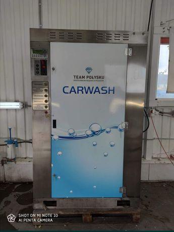 Myjnia bezdotykowa, automat, CARWASH, automat na pieniądze, bedotyk