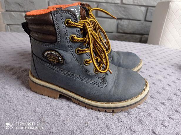 Buty chłopięce zimowo wiosenne