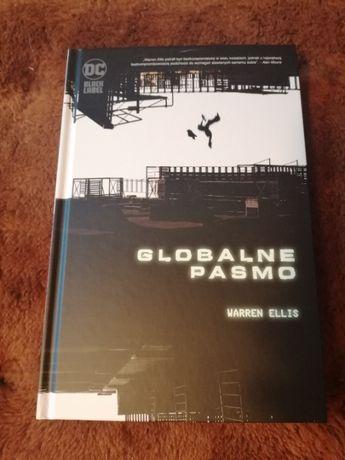 "Komiks ""Globalne Pasmo"" Warren Ellis"