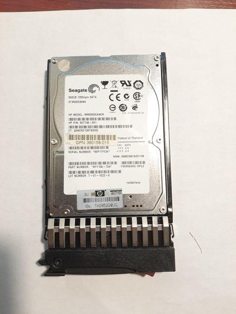 "HDD 2.5"" Seagate Constellation ST9500530NS, серверный/видеонаблюдение"