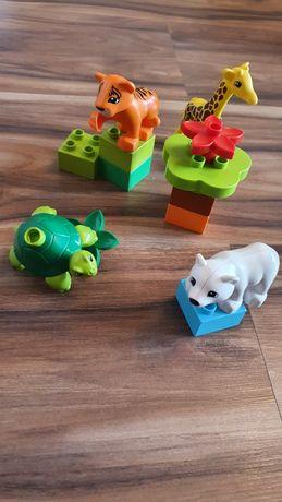 Lego duplo 10801 zwierzątka around the world