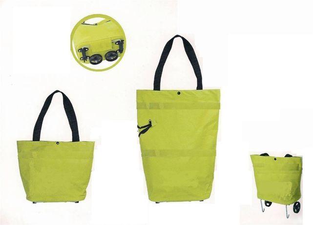 Składana torba na zakupy 3w1