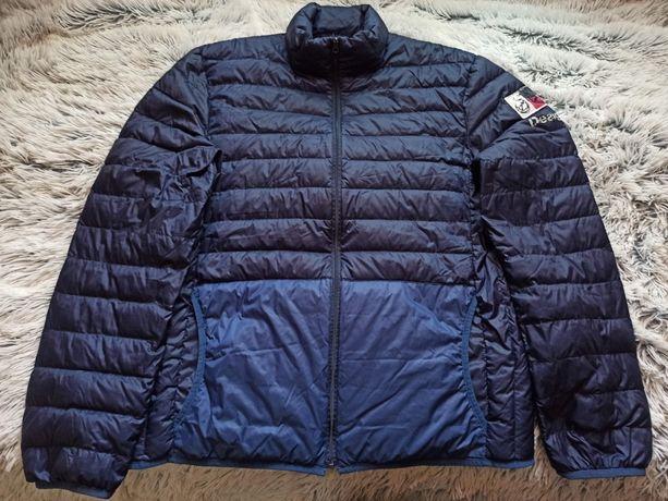 Desigual,микро Деми лёгкий пуховик,куртка,90/10,оригинал,как columbia
