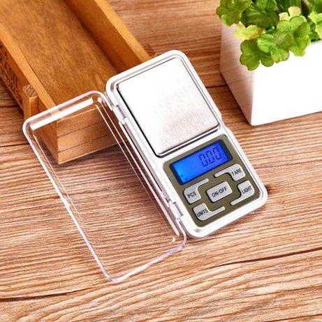 Цифровые ювелирные весы MH-200 / Вес до 200 г. / Точность 0,01 грамма.