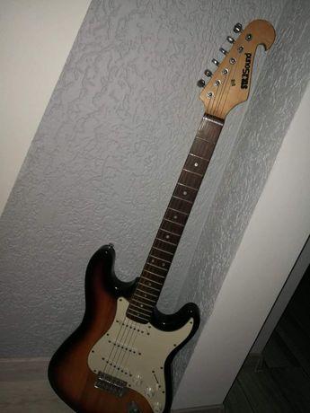 Witam mam na sprzedaż gitary i głośnik