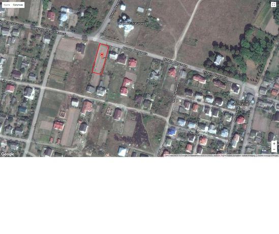Продам земельну ділянку в с. Угринів 10 ст.