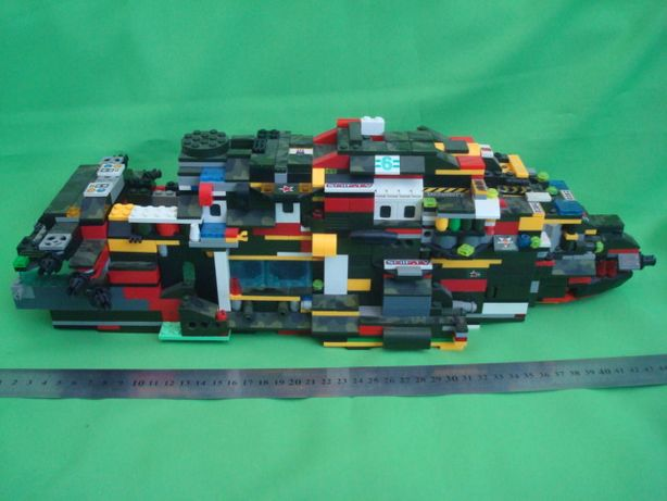 лего конструктор 1,4кг.