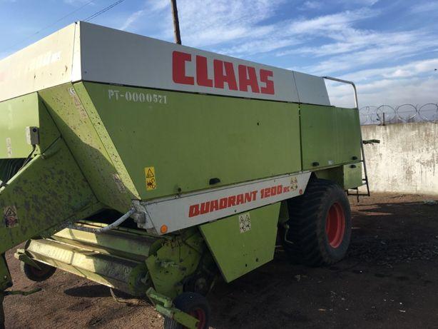 Продається прес тюкувальний Claas Kvadrant 1200 RS