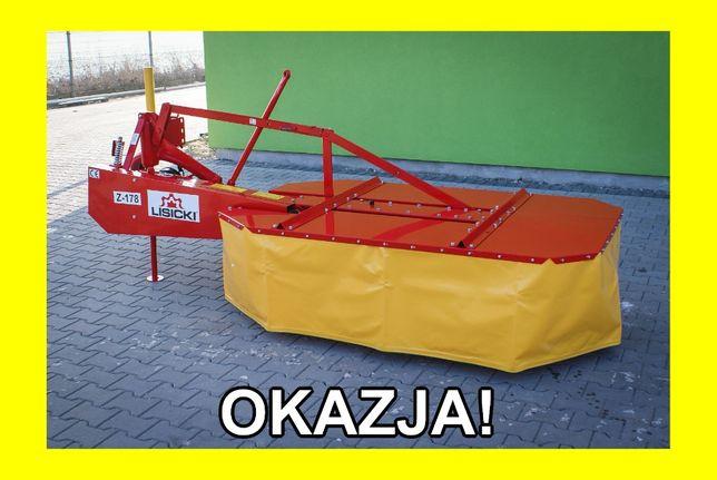 *FAGROS* Kosiarka rotacyjna BĘBNOWA Lisicki Kowalski Talex 1,35-2,1m