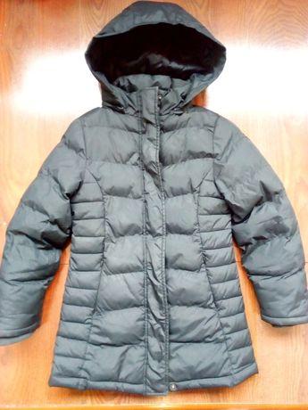 Черная куртка на девочку