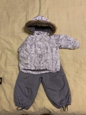 H&М комбинезон, штаны, куртка зимний, демисезон