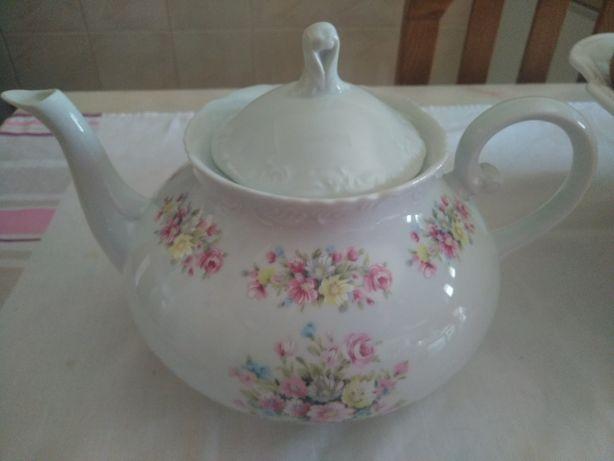 Bule de chá novo