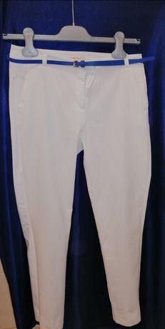 Spodnie cygaretki casual CAMAIEU roz. 36/38