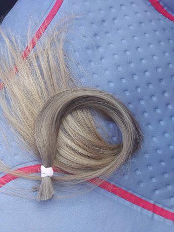 Волосся натуральне, зріз