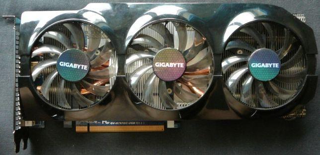 Gigabyte HD 7970 3 Gb GDDR5 384-битная шина