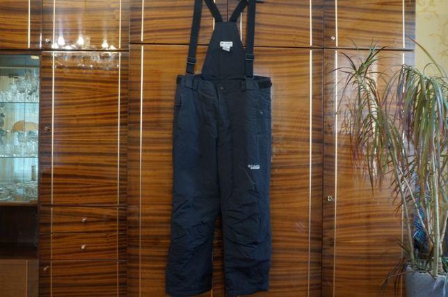 """Лыжные штаны (полукомбинизон) мужск """"Columbia Titanium"""" Б/У"""