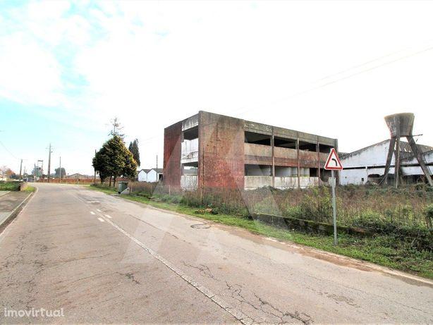 Armazém industrial em Ílhavo