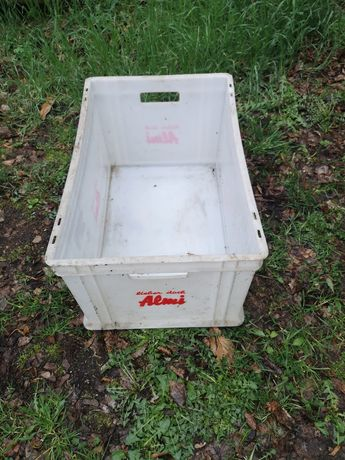 Skrzynka pojemnik plastik
