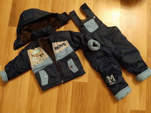 Kombinezon zimowy (kurtka+spodnie)