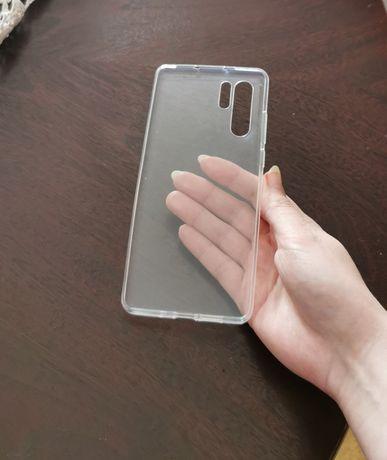 Etui case silicon Huawei p30 pro NOWE przezroczyste