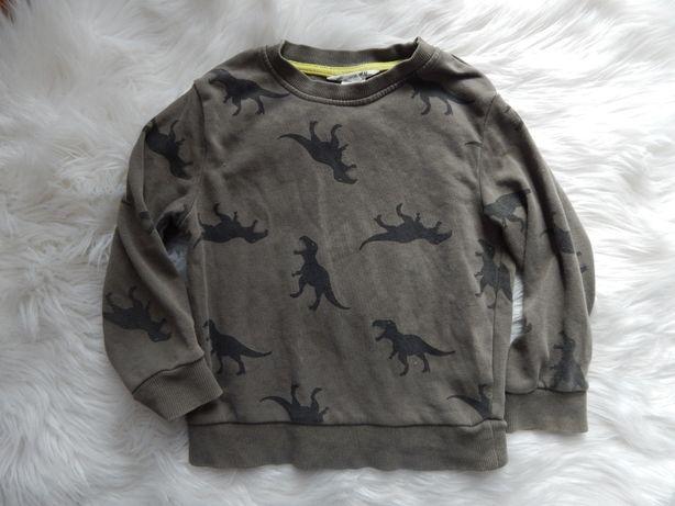 Bluzy H&m dla chłocpa 98/104cm
