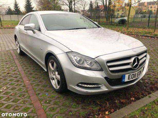Mercedes-Benz CLS CLS 350 3.0 CDI 265KM ANGLIK Piękny Zobacz !!!