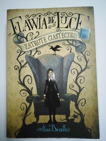 Flawia De Luce Zatrute ciasteczko - książka dla młodzieży