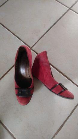 Buty damskie, czulenka, roz. 37